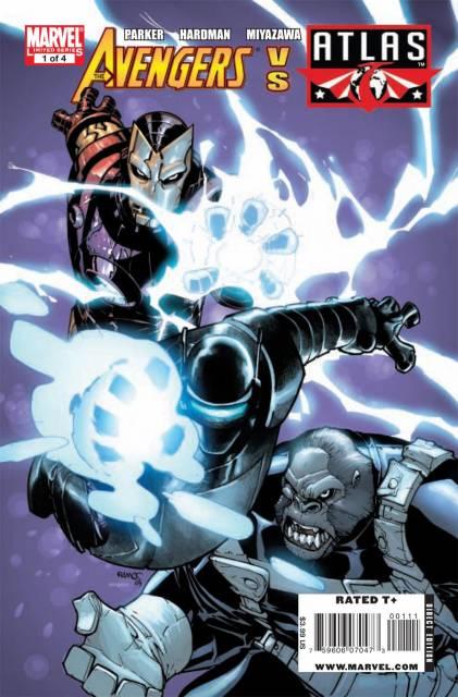 Avengers vs. Atlas
