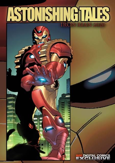 Astonishing Tales: Iron Man 2020