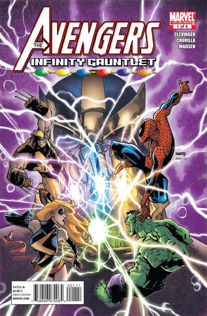 Avengers and the Infinity Gauntlet