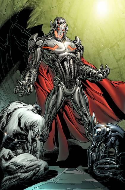 Kneel Before Ultron!