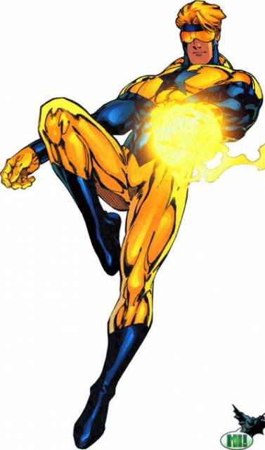Booster Gold (Modern Age)