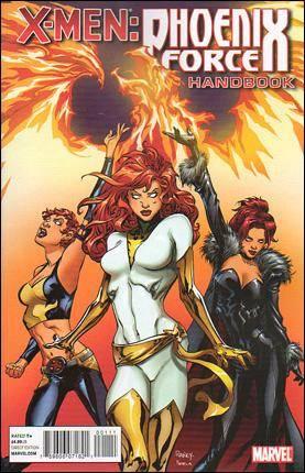 X-Men: Phoenix Force Handbook