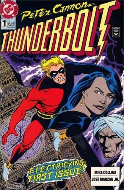 Peter Cannon - Thunderbolt