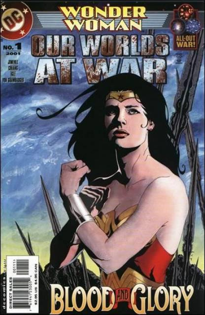 Wonder Woman: Our Worlds at War