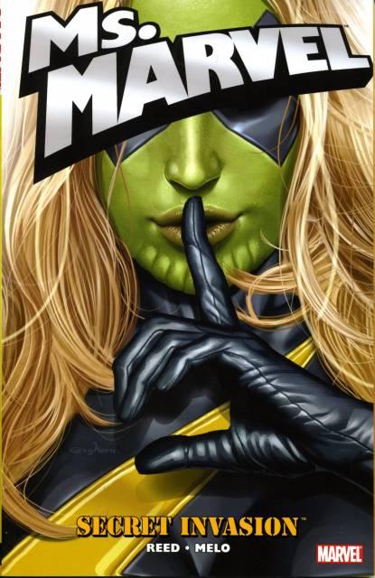 Ms. Marvel: Secret Invasion