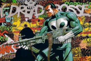 Various creators had a chance to chronicle the Punisher's exploits.