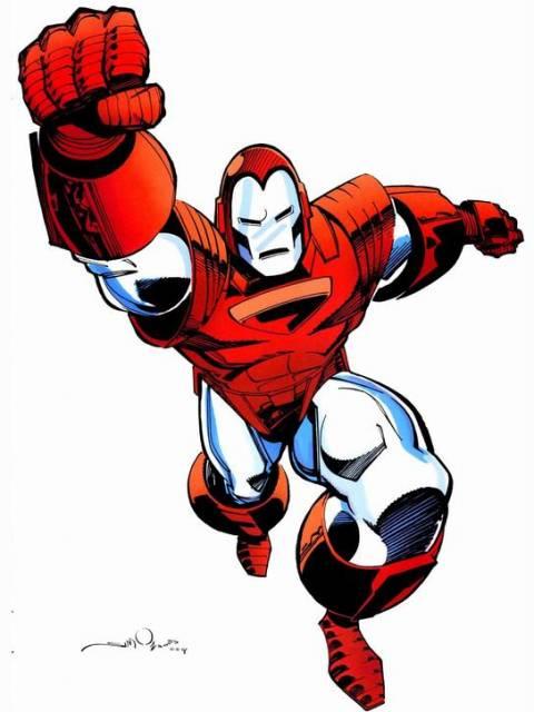 Tony's Silver Armor