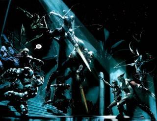 Razorfist with the Assassins Guild
