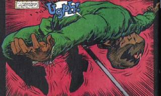 First death at the hands of Ghost Rider.