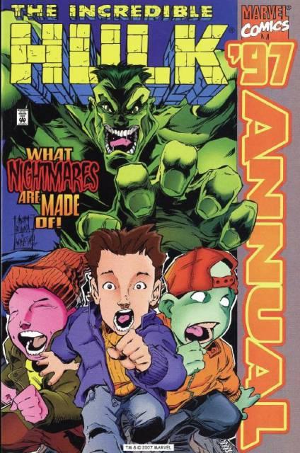 The Incredible Hulk '97