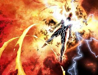 The Dark Phoenix Rises