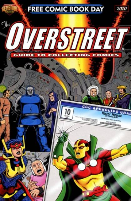 Free Comic Book Day: The Overstreet Guide To Collecting Comics