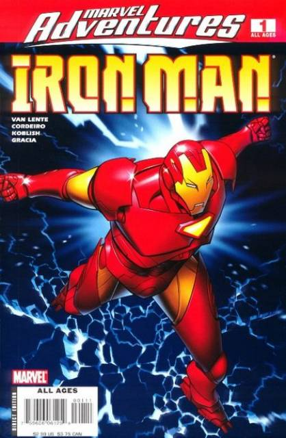 Marvel Adventures: Iron Man