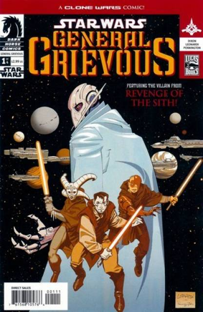 Star Wars: General Grievous