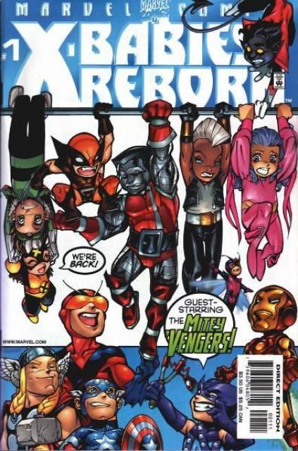 X-Babies: Reborn