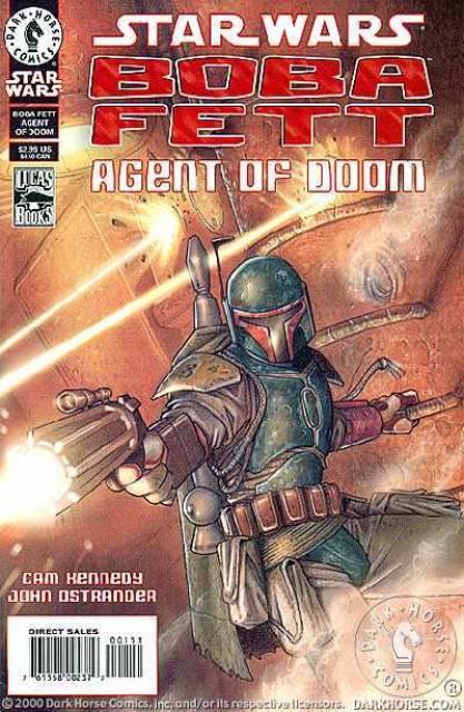 Star Wars: Boba Fett: Agent of Doom