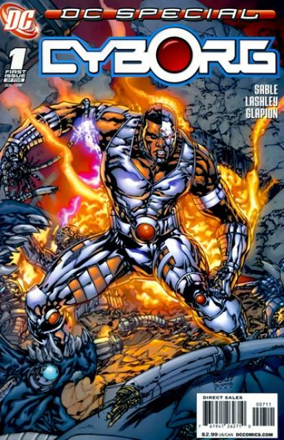 DC Special: Cyborg