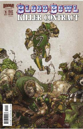 Blood Bowl: Killer Contract