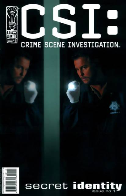 CSI: Secret Identity