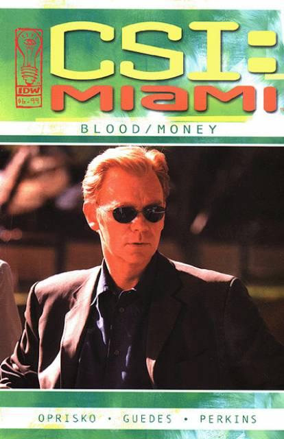 CSI: Miami - Blood/Money