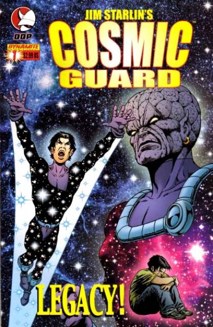 Cosmic Guard