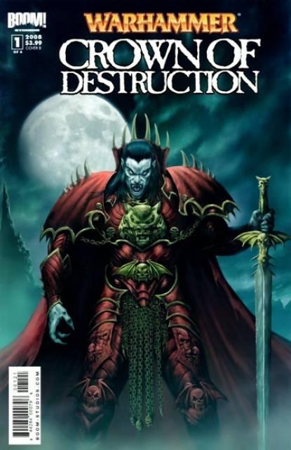 Warhammer: Crown of Destruction