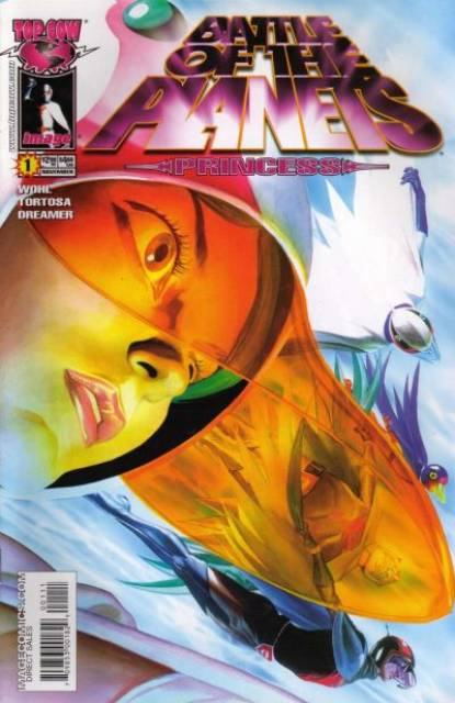 Battle of the Planets: Princess