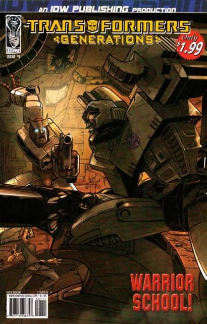 Transformers: Generations