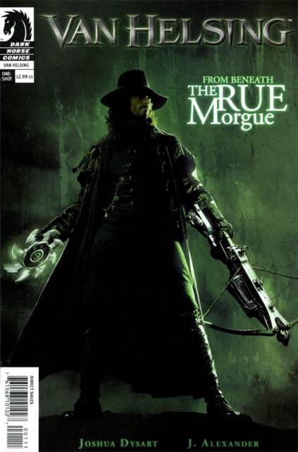 Van Helsing: From Beneath The Rue Morgue