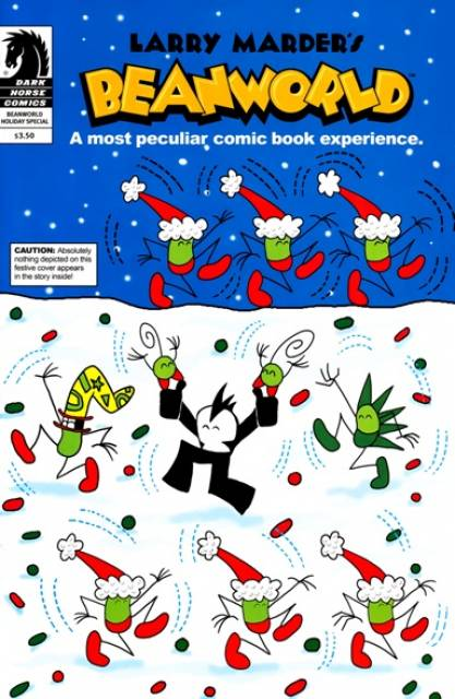 Larry Marder's Beanworld™ Holiday Special