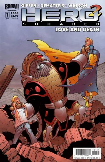 Hero Squared: Love And Death