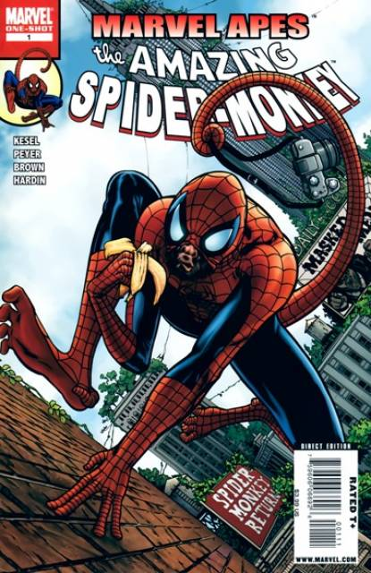 Marvel Apes: Amazing Spider-Monkey Special