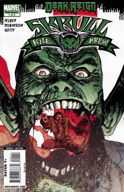 Skrull Kill Krew