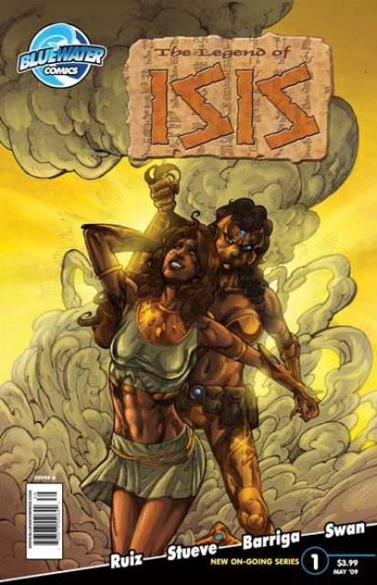 Legend of Isis