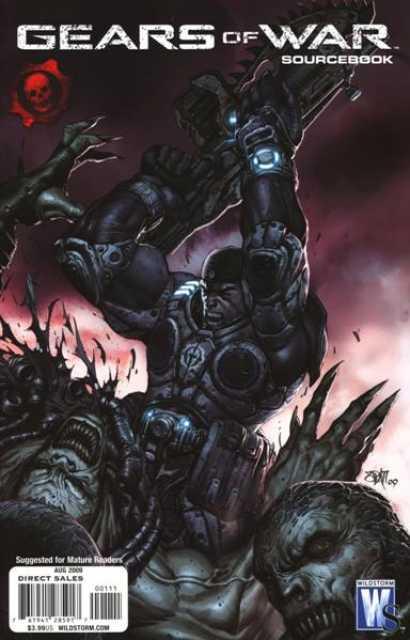 Gears of War: Sourcebook