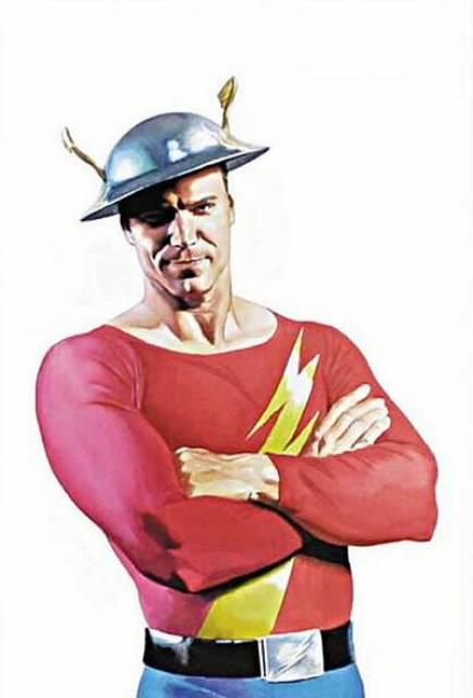 Flash I (New Earth)