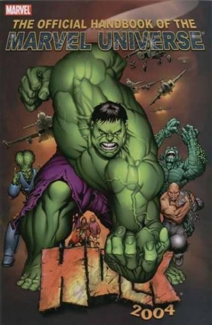Official Handbook of the Marvel Universe: Hulk 2004