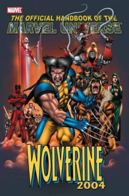 Official Handbook of the Marvel Universe: Wolverine 2004