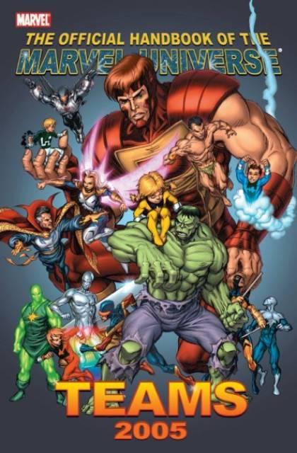 Official Handbook of the Marvel Universe: Teams 2005