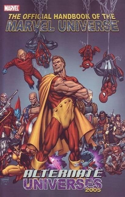Official Handbook of the Marvel Universe: Alternate Universes 2005