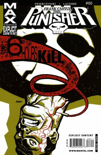 Punisher: Frank Castle MAX