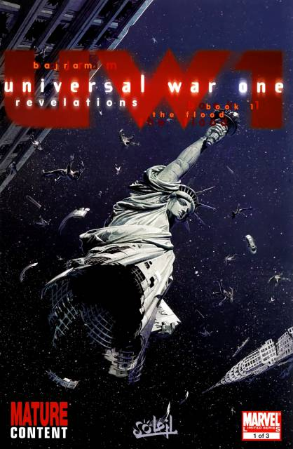 Universal War One: Revelations