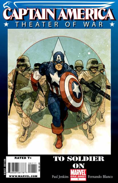 Captain America Theater of War: To Soldier On