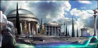 Amazons palace