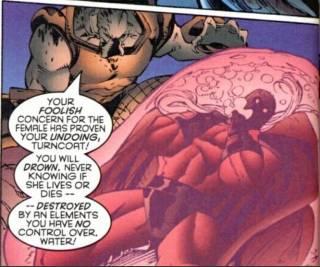 Imprisoning Magneto