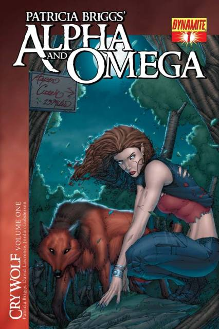 Patricia Briggs' Alpha and Omega: Cry Wolf