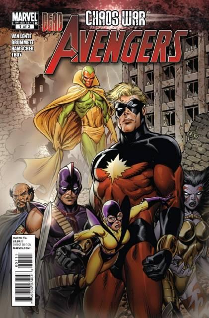 Chaos War: Dead Avengers