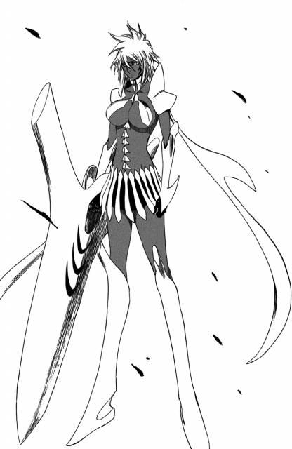 Tier Harribel's Resurrección form