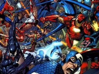 Aegis fought as a Secret Avenger in CW's last fight.