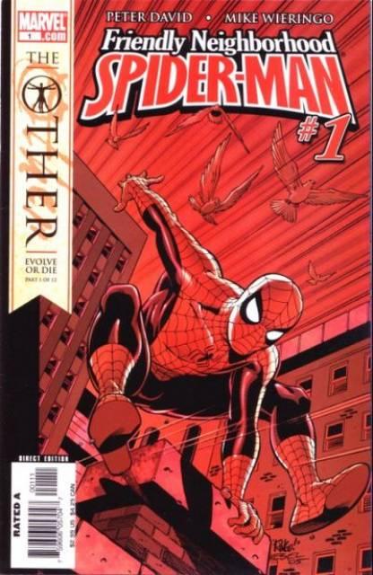 Friendly Neighborhood Spider-Man